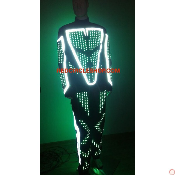 LED dancing costume (Robot 2) - Photo 4