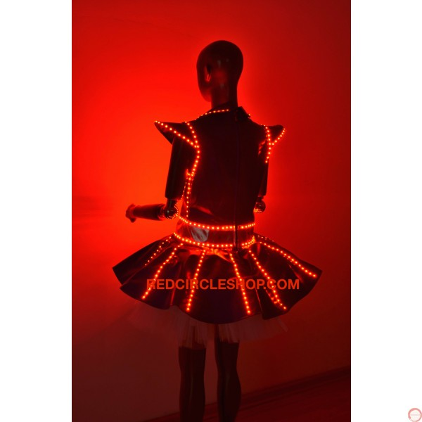 Luminous dress - Photo 11