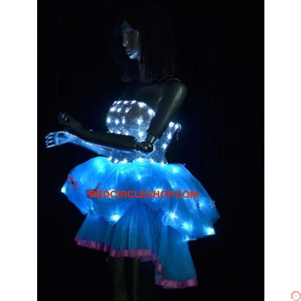 LED Dress Princess - Photo 4