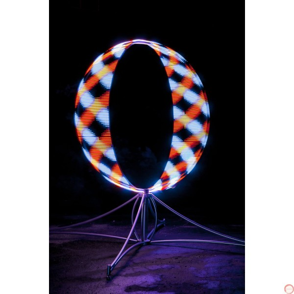 LED Parter ring / Parter ring on stand. Custom made, Price on request - Photo 16