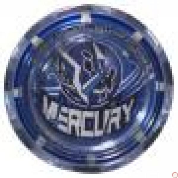 Yo-yo factory Mercury Clear Blue - Photo 7