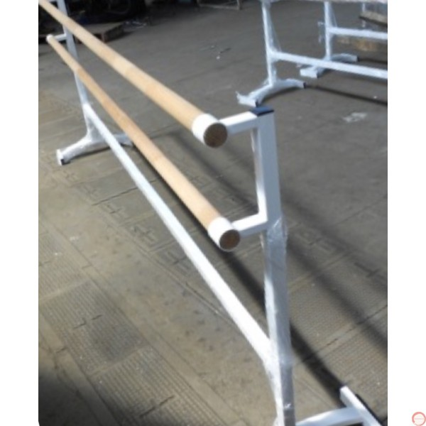 Portable Ballet double wood horisontal barres # 1 - Photo 3