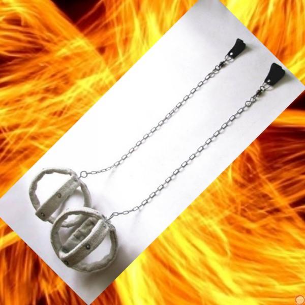 Fire Poi Comets (Ceramic cord) - Photo 7