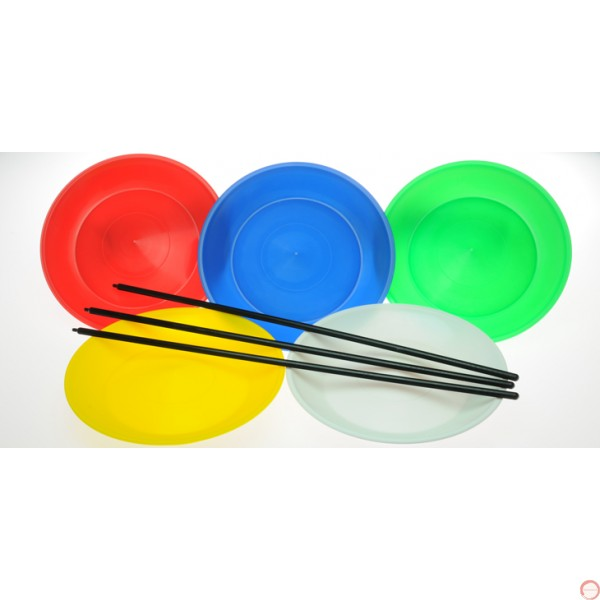 Spinning plate 30 pieces set - Photo 2
