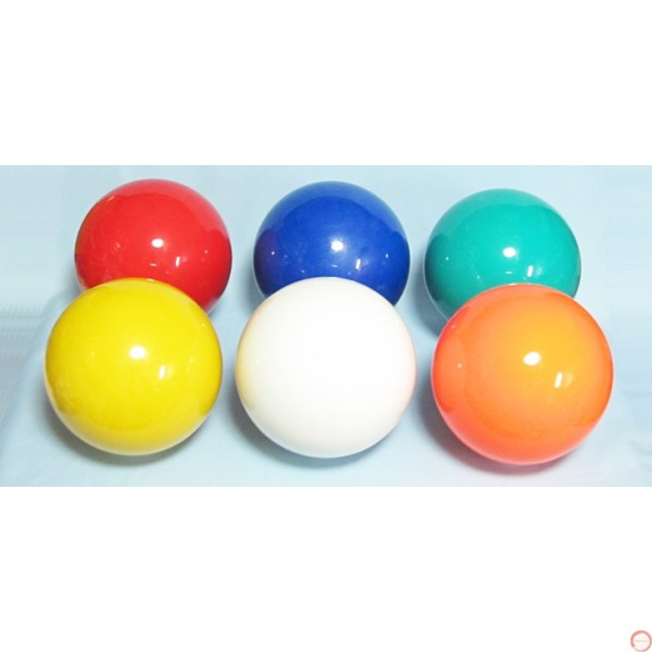 Deka ball professional juggling balls . (Please contact for availability) - Photo 2