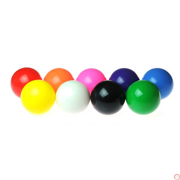 Color juggling balls Dekaboru. (Please contact for availability) - Photo 3