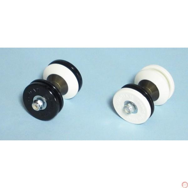 Various parts for aluminum rotary bearing - Photo 2