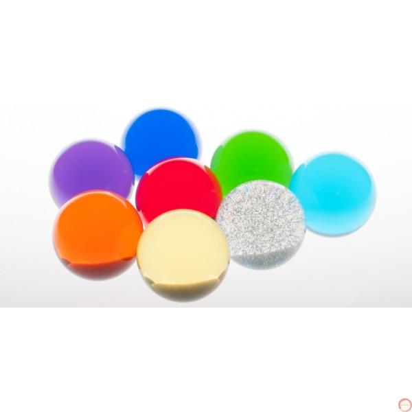 Crystal ball 70mm color - Photo 5