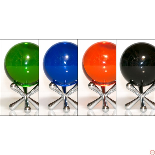 Crystal ball 70mm color - Photo 7