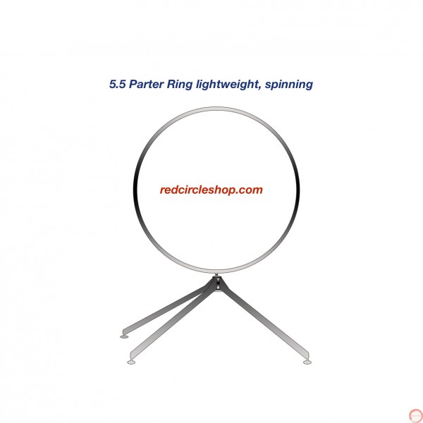 Parter Ring lightweight, spinning. - Photo 2