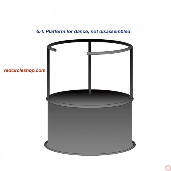 Platform for dance - Photo 2