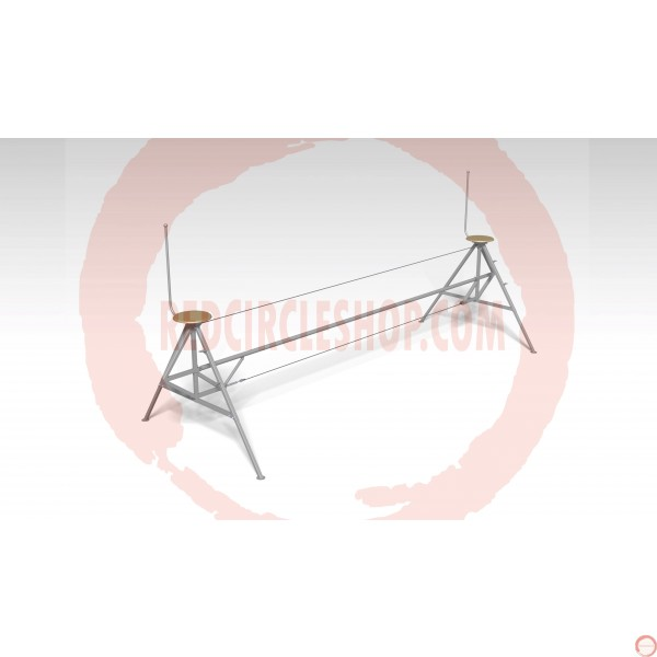 Self standing Tight wire with adjustable height (PRICE ON REQUEST) - Photo 36