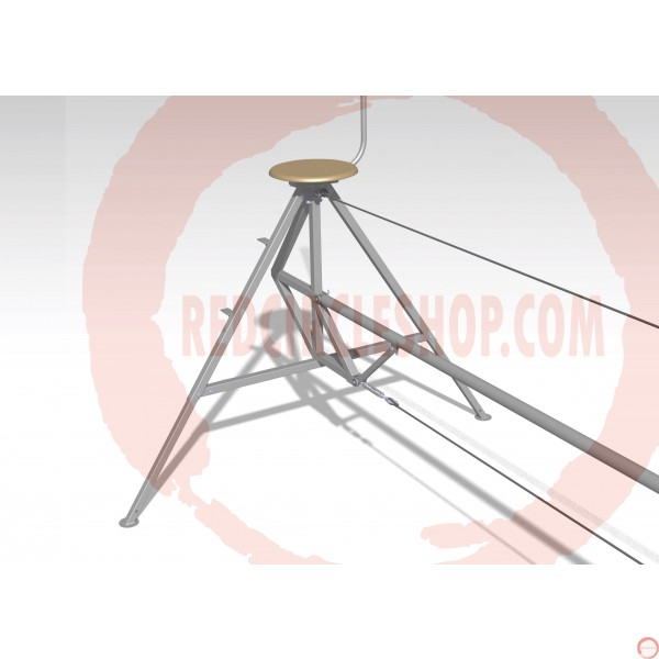 Self standing Tight wire with adjustable height (PRICE ON REQUEST) - Photo 40