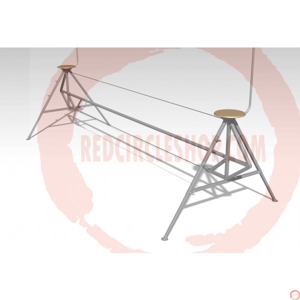 Self standing Tight wire with adjustable height (PRICE ON REQUEST) - Photo 37