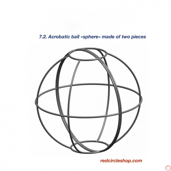 Aerial sphere - Photo 3