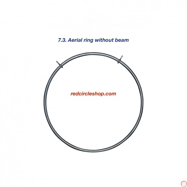 Aerial Lyra hoop without beam - Photo 10