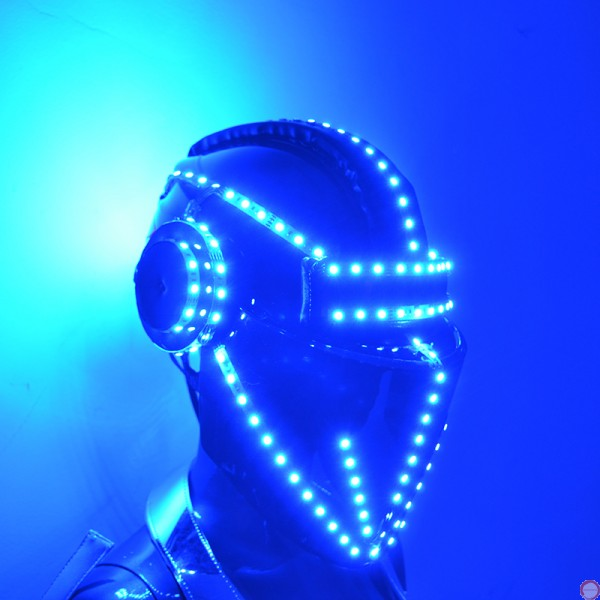 Luminous helmet (contact for pricing) - Photo 8