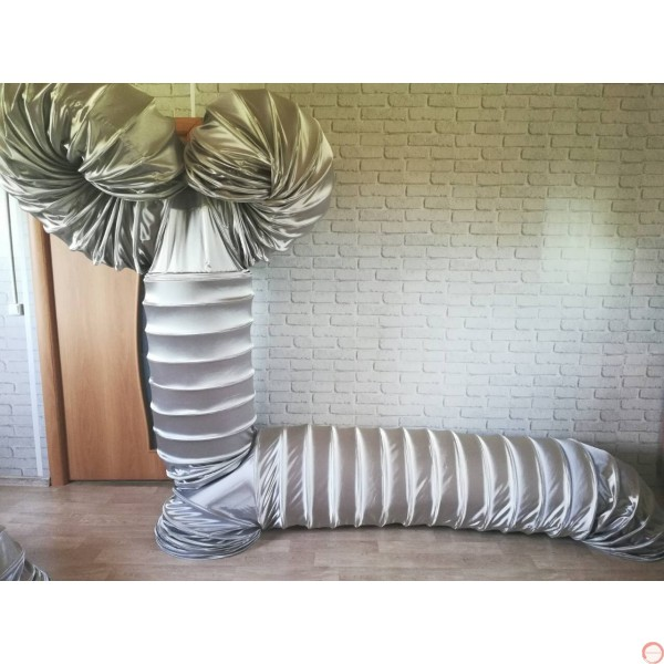 Slinky Costume SILVER Version (With free bag) - Photo 13