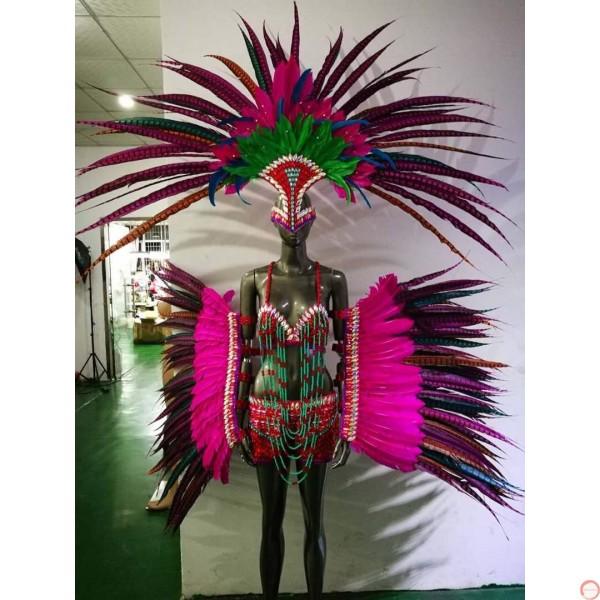 Carnival Parade/ Dance Costume - Photo 8