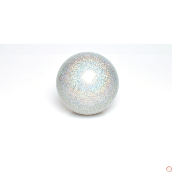 RF stage ball rainbow glitter color 100mm - Photo 2
