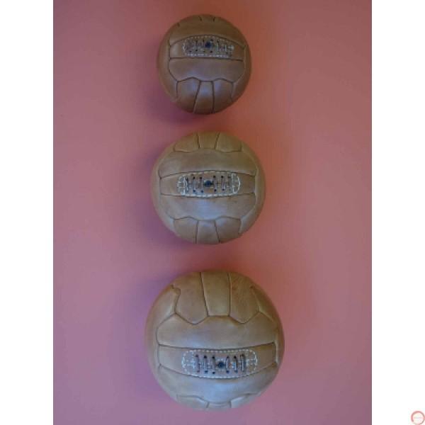Enrico Rastelli Leather ball - Photo 4