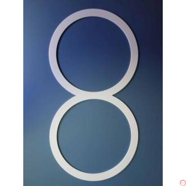 Skinny Eight ring - Photo 2