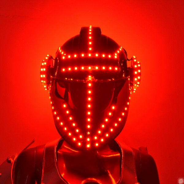 Luminous helmet (contact for pricing) - Photo 7