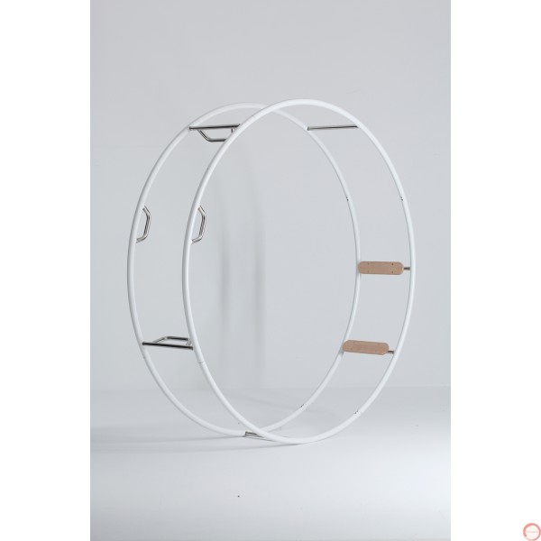 Rhönrad / German Wheel / Demountable - 4 pieces by Zimmermann / (CONTACT US FOR QUOTE) - Photo 6
