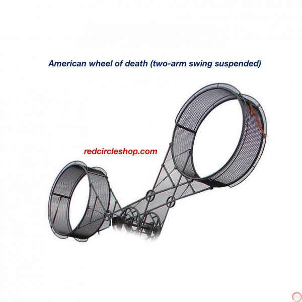 PRICE ON REQUEST. The American wheel of death (2-arms swing) Suspended - Photo 6