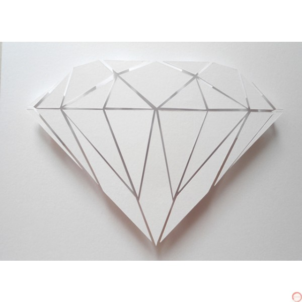 Aerial Diamond shapes ( Customized on request ) - Photo 10