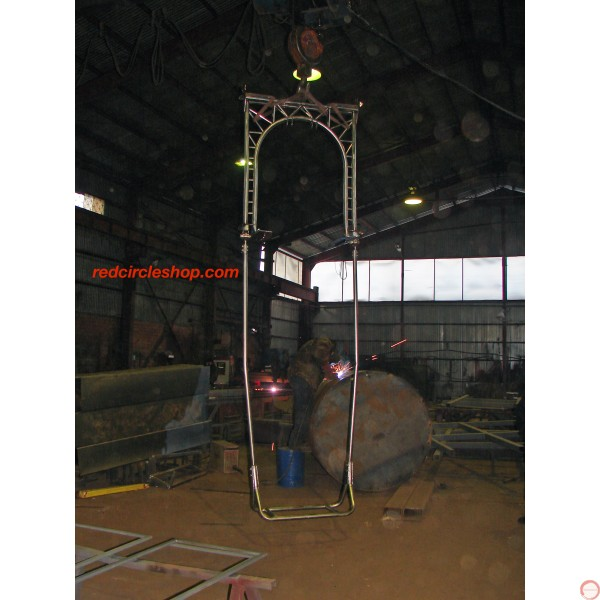 PRICE ON REQUEST. Custom made Russian Frame with loping. Request a quote today to get more information about this one of a kind equipment.  - Photo 7