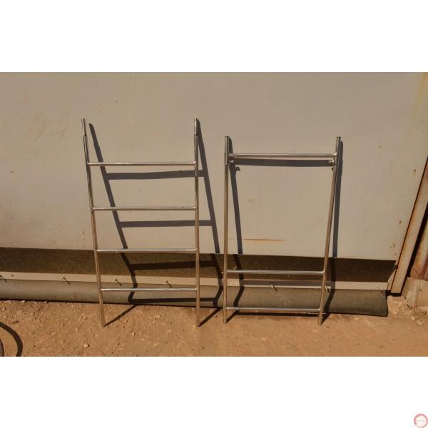 Free standing ladder demountable 2m.  - Photo 6