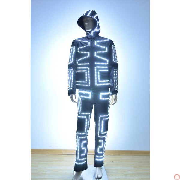 LED dancing costume - Photo 6