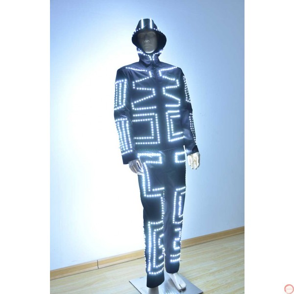 LED dancing costume - Photo 7