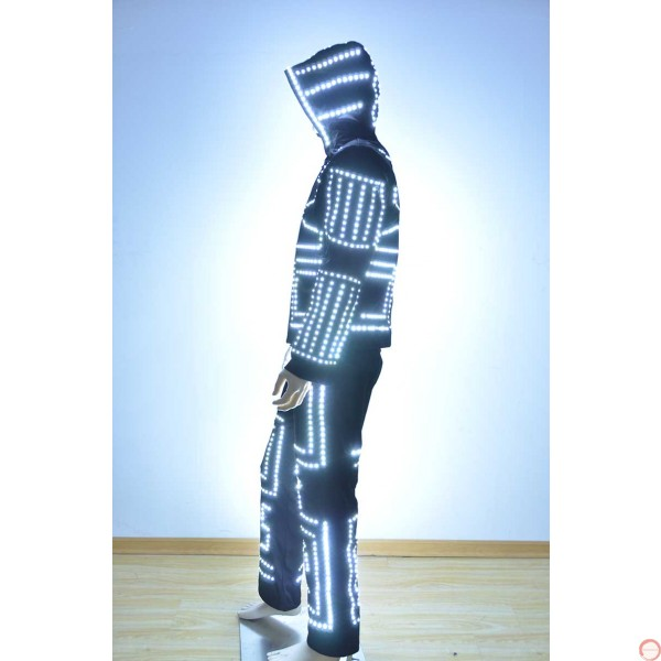 LED dancing costume - Photo 8