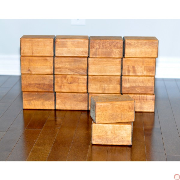 Hand Balancing / Yoga wooden blocks. - Photo 4