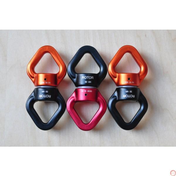 Swivel Rotator for Swing Setting Aerial Dance, Hoop and Silk/ 30KN - Photo 8