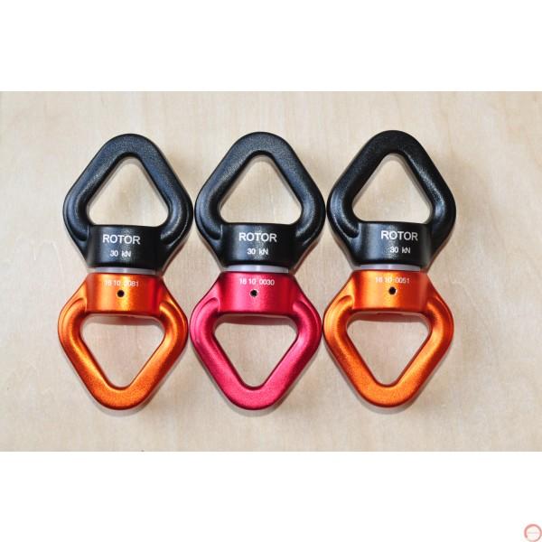 Swivel Rotator for Swing Setting Aerial Dance, Hoop and Silk/ 30KN - Photo 6