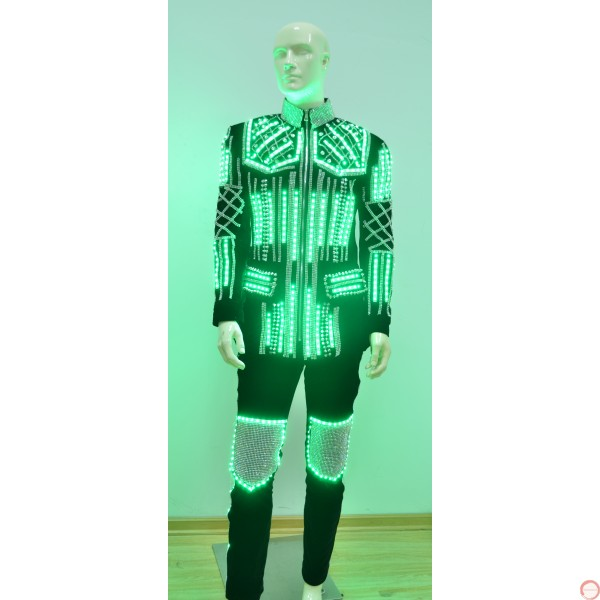 LED Costume - Photo 7