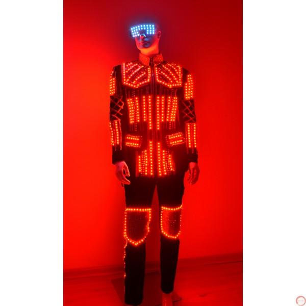 LED Costume - Photo 6