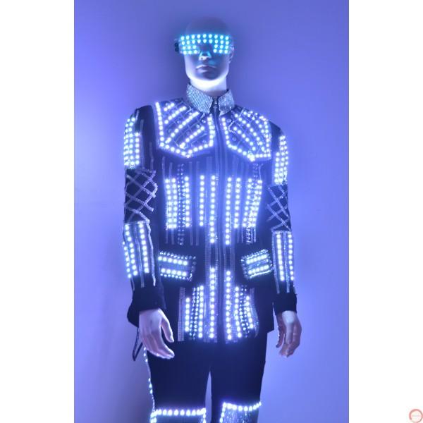 LED Costume - Photo 5