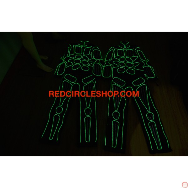 Luminous dancing costume (contact for pricing) - Photo 17