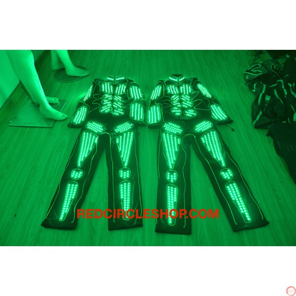 Luminous dancing costume (contact for pricing) - Photo 15
