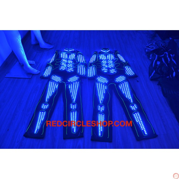 Luminous dancing costume (contact for pricing) - Photo 12