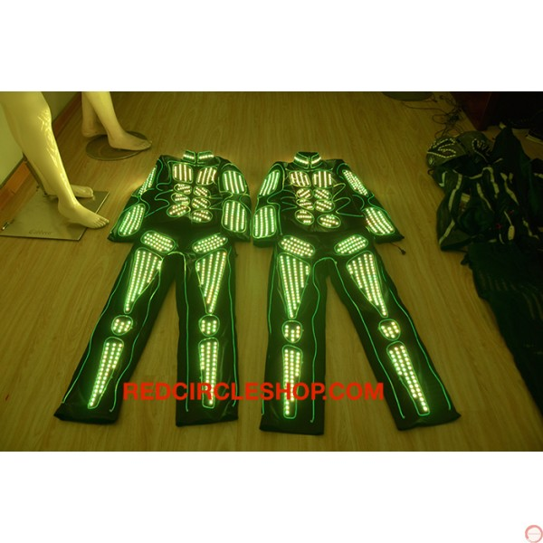 Luminous dancing costume (contact for pricing) - Photo 14