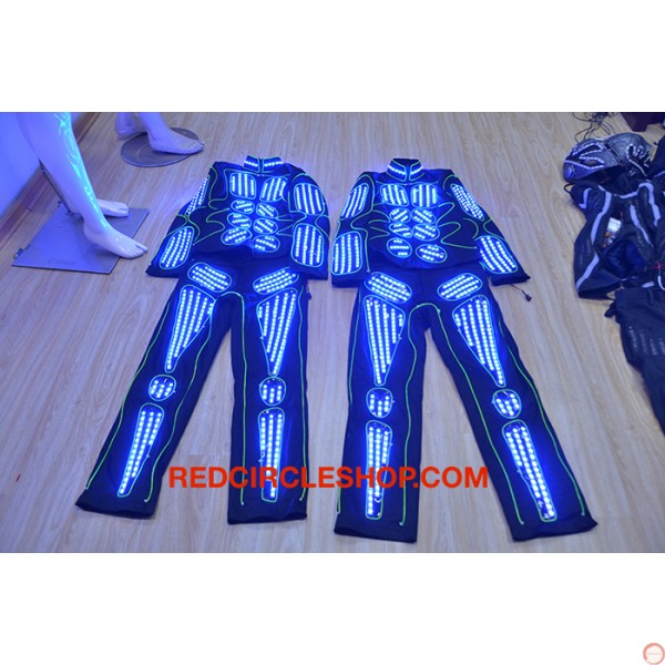 Luminous dancing costume (contact for pricing) - Photo 19