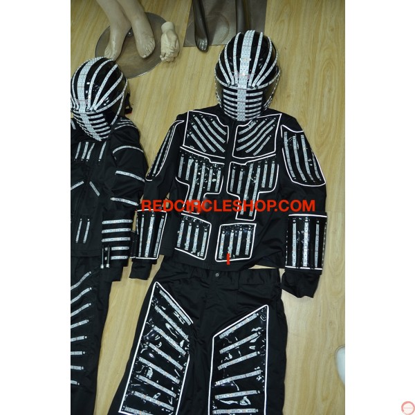 LED luminous stilting costume - Photo 7