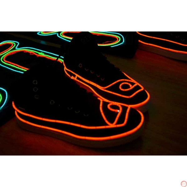 Luminous shoes - Photo 5