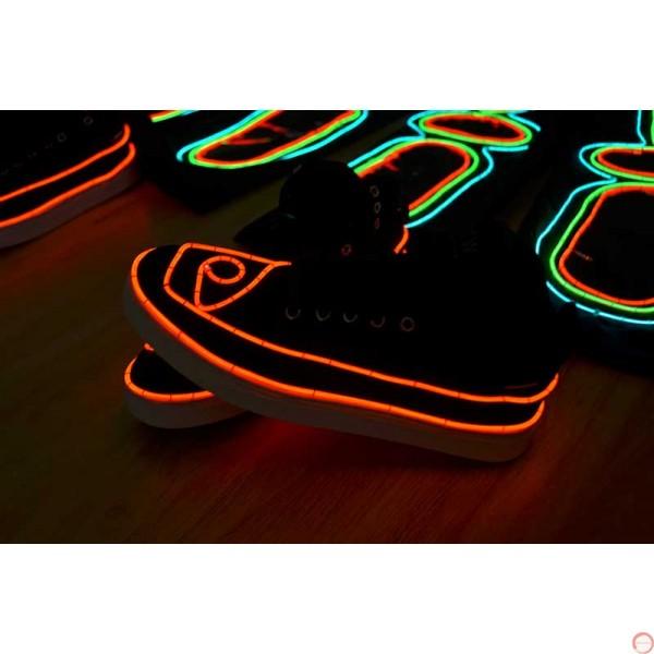Luminous shoes - Photo 6