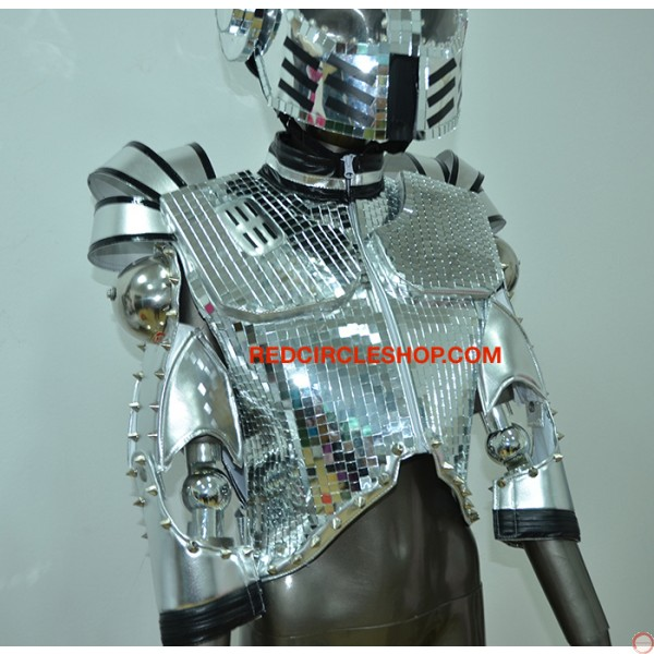 Robot costume - Photo 13